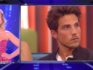 Big Brother Italy host Barbara D'Urso scolded housemate Daniele Dal Moro for using a homophobic slur against a fellow housemate. (Mediaset)