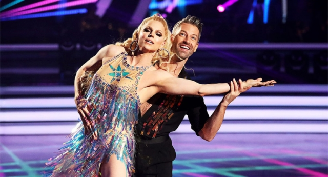Courtney Act 'robbed' of victory on Australia's Dancing with the Stars