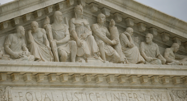 The Supreme Court rejected Charles Rhine's appeals. (Mark Wilson/Getty)