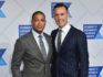 US journalist Don Lemon and his partner Tim Malone in December 12, 2018. (Angela Weiss/AFP/Getty)