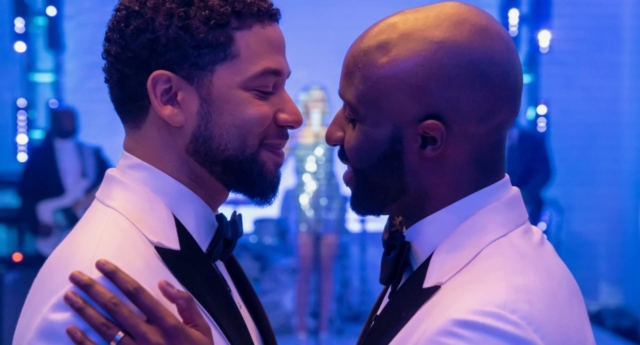 'Empire' Returns Showing Jamal and Kai's Groundbreaking Wedding