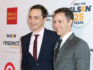 Actor Jim Parsons and husband Todd. (Photo by Frederick M. Brown/Getty Images)