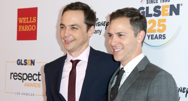 Who is Big Bang Theory's Jim Parsons' husband Todd Spiewak?