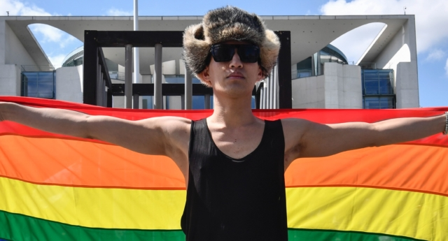 LGBT activists have filed a criminal complaint to Russia's Investigative Committee.