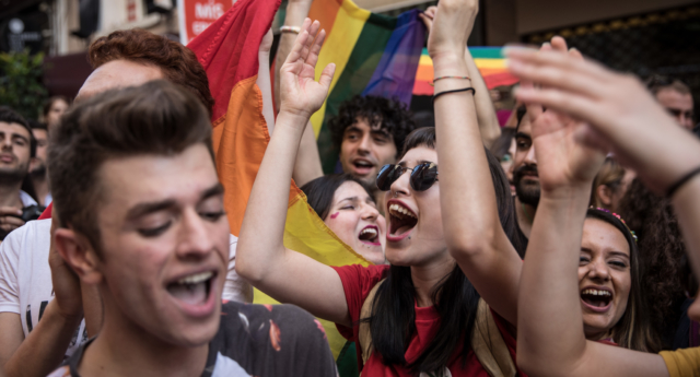 Court lifts ban on LGBT Pride events in Turkey's capital city