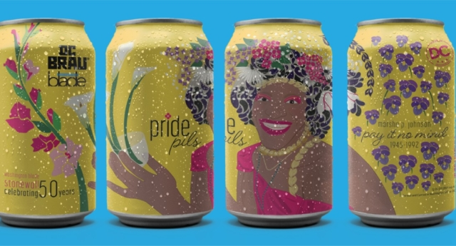 Beer company will honour Marsha P. Johnson for Washington DC Pride