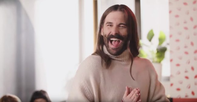 Jonathan Van Ness will officiate a gay wedding ceremony