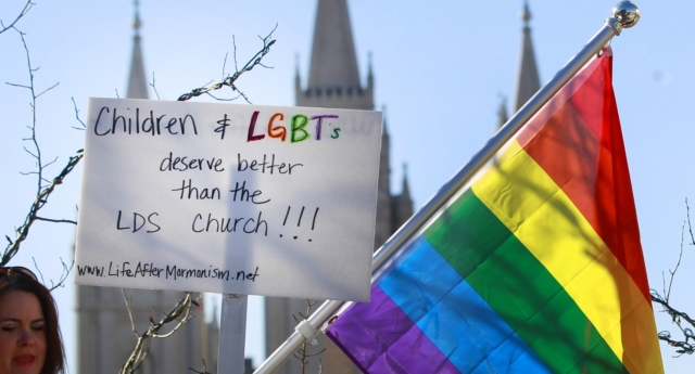 LDS Church Makes 'Surprise' Change on LGBT Issues