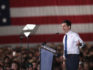 South Bend Mayor Pete Buttigieg announces that he will be seeking the Democratic nomination for president during a rally in the old Studebaker car factory on April 14, 2019 in South Bend, Indiana. (Scott Olson/Getty)