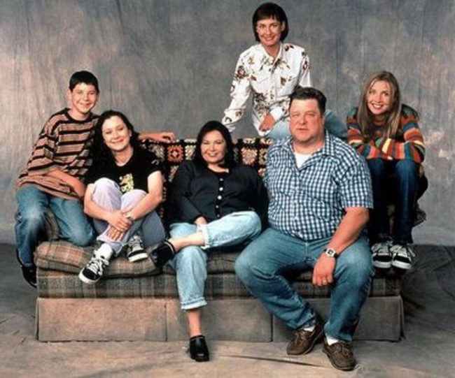 Roseanne Barr removed from Roseanne programme.