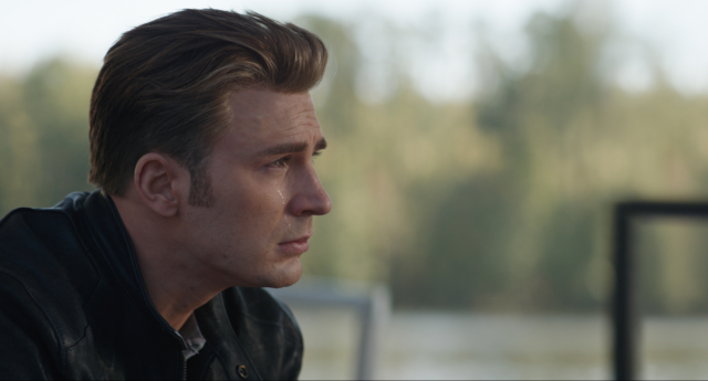 Captain America in Avengers: Endgame. Cap meets a gay character in the film. (Marvel Studios)