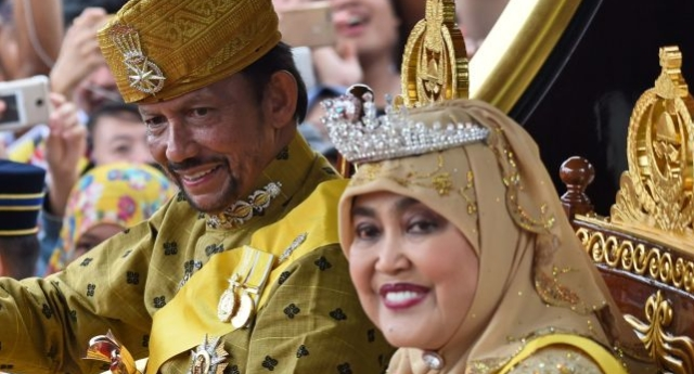 RCGP revokes honour given to Sultan of Brunei