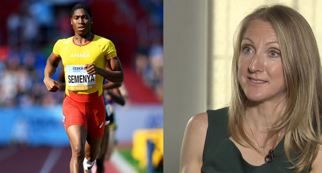 Paula Radcliffe: Caster Semenya ruling could bring 'death of women's sport'