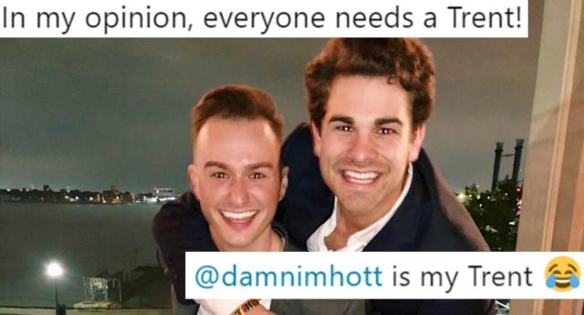 Gay people praise straight friends on Twitter after viral post
