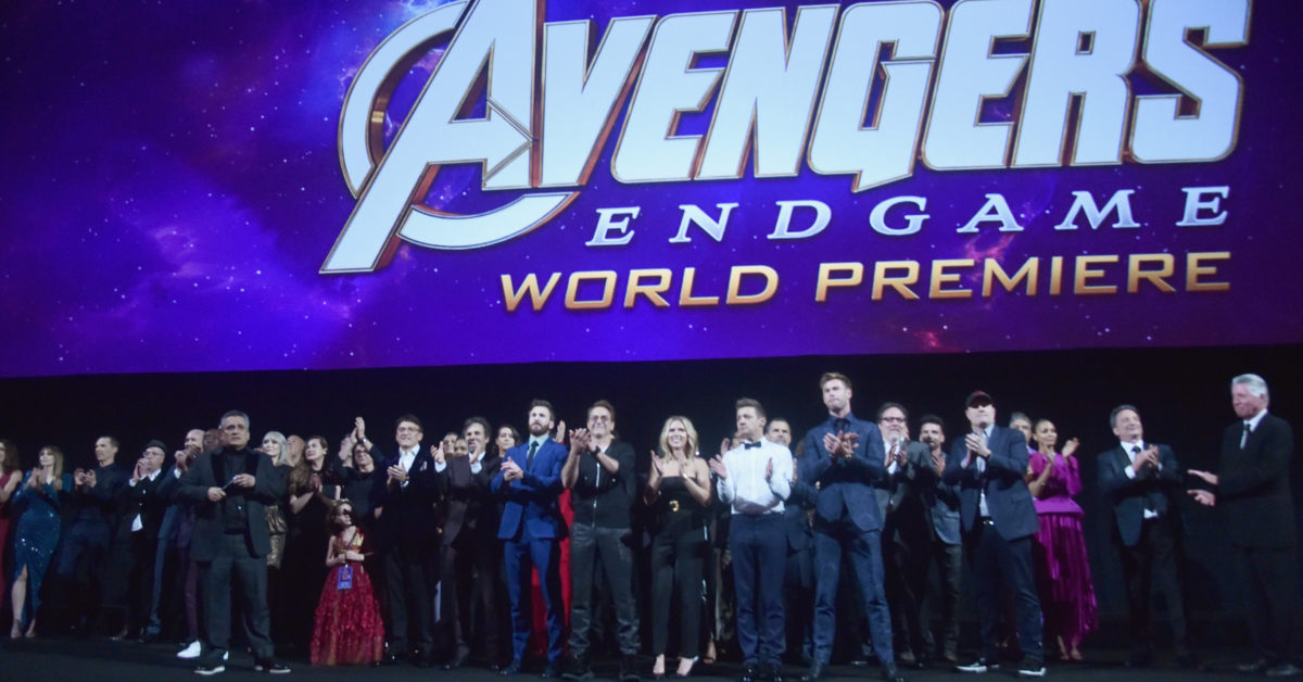 Studio executives have promised more diverse characters in the Marvel Cinemtic Universe as the Avengers saga came to an end. (Alberto E. Rodriguez/Getty for Disney)