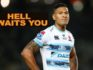 Israel Folau has once again sparked controversy with his anti-gay views. (Anthony Au-Yeung/Getty)