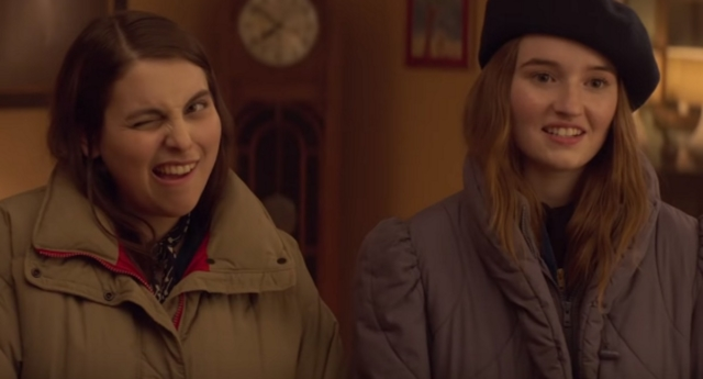 Trailer for lesbian high school film Booksmart has people excited