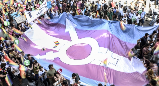 First-ever London Trans Pride will 'take up the space we deserve'