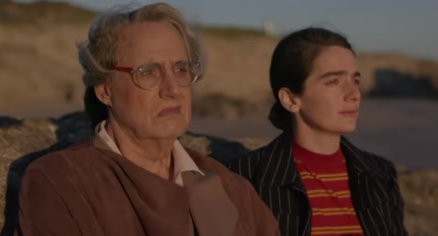 Transparent lead character Maura, who is played by Jeffrey Tambor, will be killed off at the beginning of a new musical series (Transparent/YouTube)
