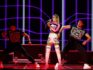 Zena will represent Belarus at the 64th Eurovision Song Contest in Tel Aviv. (JACK GUEZ/AFP/Getty Images)