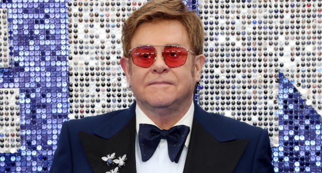 Taron Egerton: 'Rocketman' shows both ups and downs of Elton John's life
