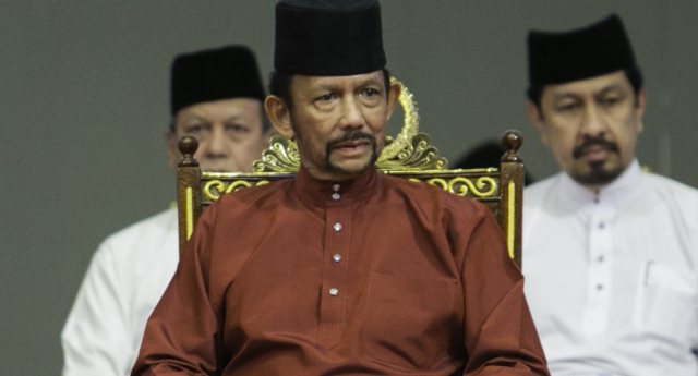 Brunei's sultan returns Oxford degree after death penalty backlash:The Asahi Shimbun