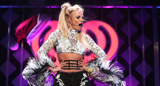 Britney Spears is a longtime LGBT ally (Christopher Polk/Getty)