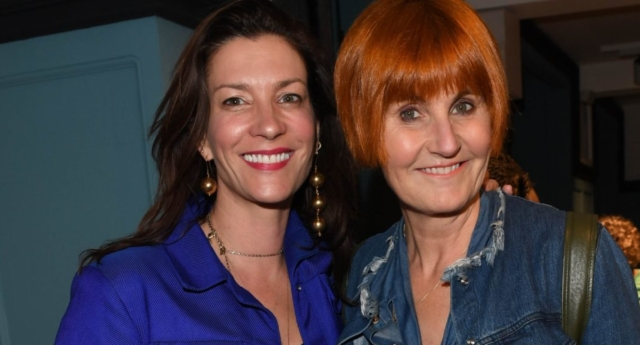Mary Portas splits with wife Melanie Rickey after 17 years together