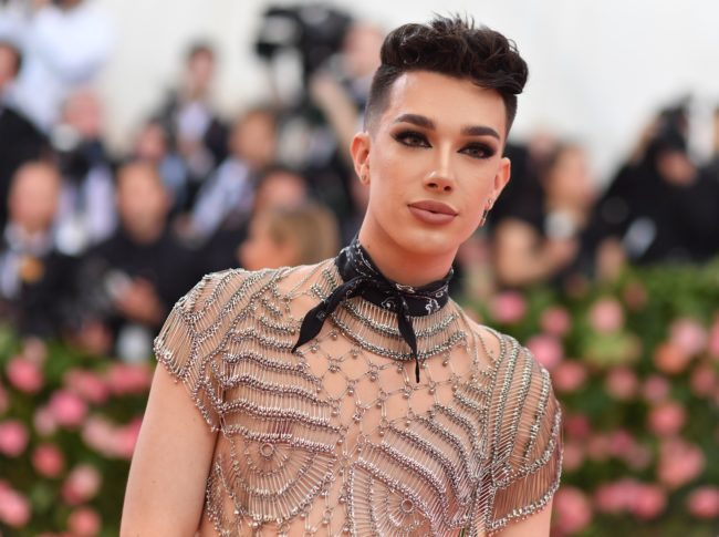 Was James Charles' online merch store shut down by Jeffree Star?