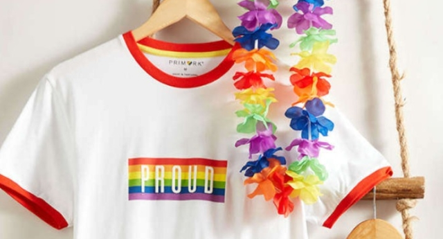 Primark launches new Pride collection following 2018 controversy