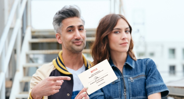 Next in Fashion: Tan France lands new Netflix show without Queer Eye co-stars