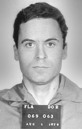 Florida Department of Corrections - Ted Bundy in 1979.