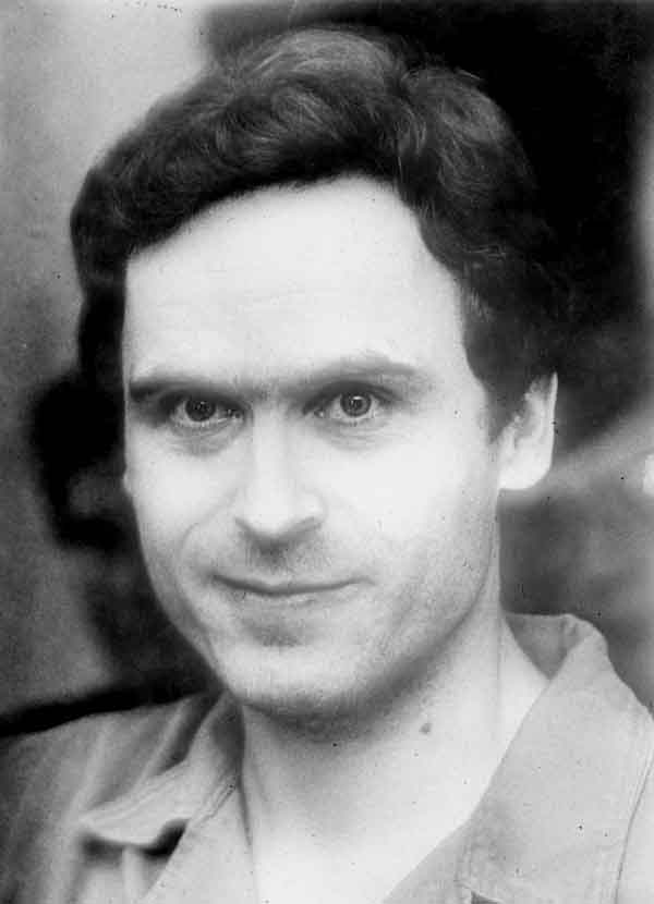 Ted Bundy 31 years old, in custody, Florida, July 1978. (State Archives of Florida, Florida Memory)