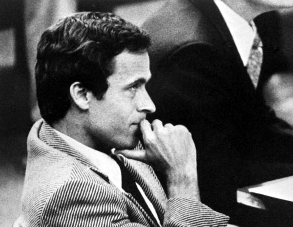 The real Ted Bundy in court (State Archives of Florida, Florida Memory)