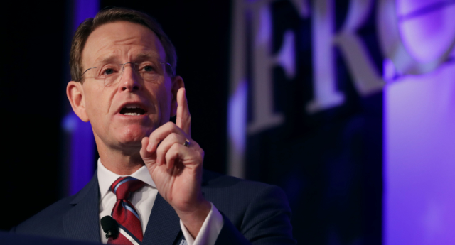 Trump ally Tony Perkins blames gay soldiers for military sex assault rise