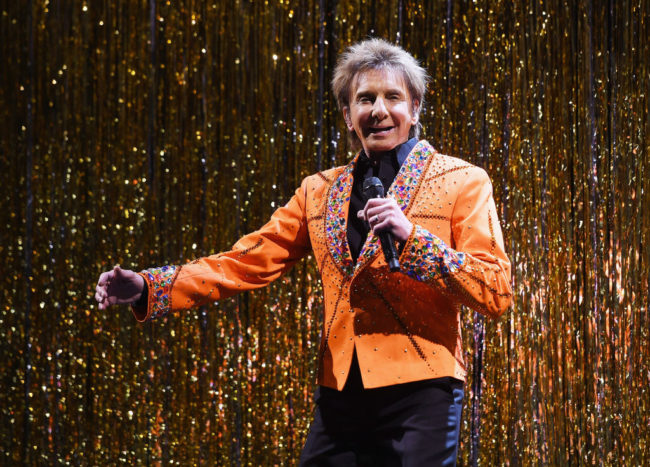 Barry Manilow: 'Coming out would have killed my career'
