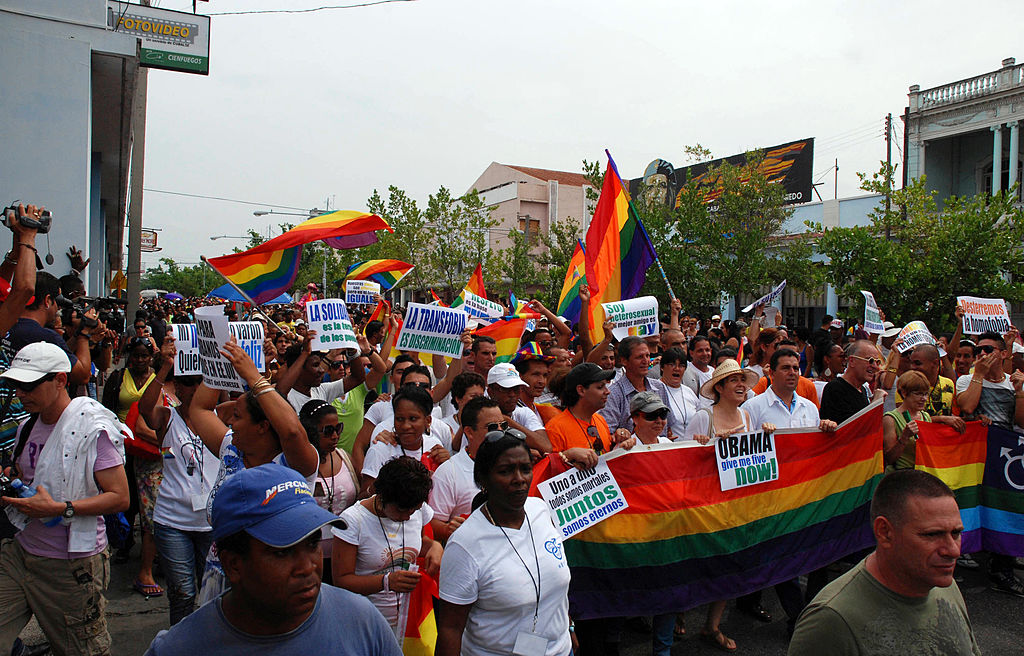 LGBT Marches Cancelled In Cuba Due To 'new Tensions
