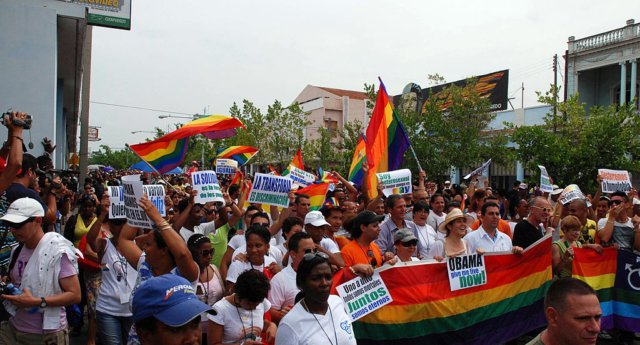 Cuba cancels Conga Against Homophobia parade