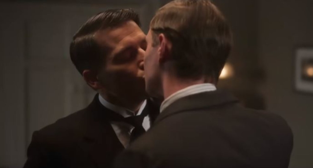 Downton Abbey film trailer suggests gay valet Thomas finds romance