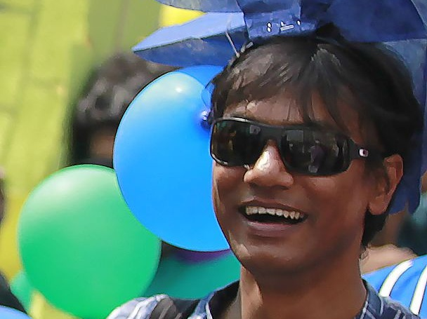 Murdered LGBT+ activist Xulhaz Mannan (Getty)