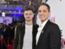 Greg Berlanti and his husband Robbie Rogers (Rodin Eckenroth/Getty)