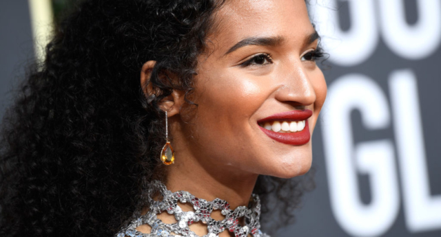 Indya Moore, who stars in Pose (Frazer Harrison/Getty