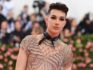 US internet personality James Charles arrives for the 2019 Met Gala at the Metropolitan Museum of Art on May 6, 2019, in New York. (ANGELA  WEISS/AFP/Getty)