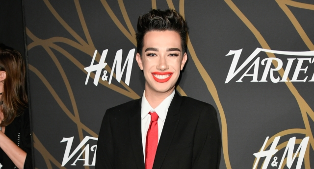 James Charles has lost nearly three million followers (Frazer Harrison/Getty)
