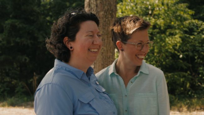 Lesbian couple sue after religious foster agency turns them away