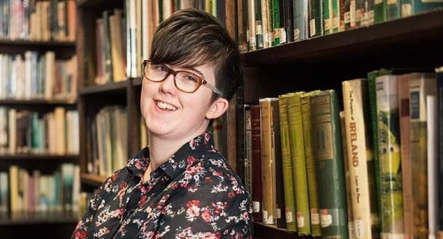 Lyra McKee, who was killed in a shooting on April 18, 2019 in Londonderry, Northern Ireland. (PSNI via Getty)