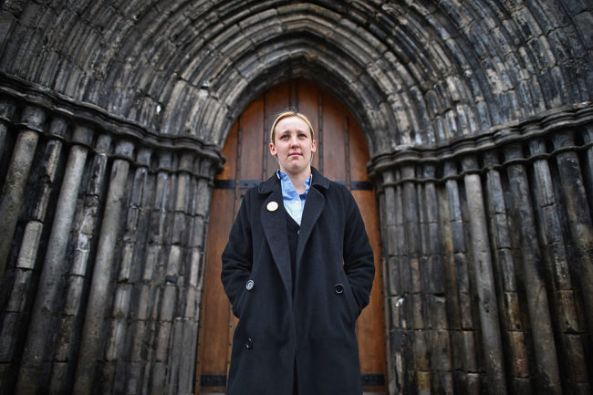 Mhairi Black: 'Transgender people face appalling levels of prejudice'
