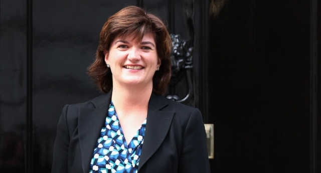 Nicky Morgan wants to protect trans business owners from outing.