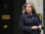 Britain's International Development Secretary and Minister for Women and Equalities Penny Mordaunt leaves 10 Downing Street after attending a Cabinet meeting in London on April 23, 2019. (ISABEL INFANTES/AFP/Getty)