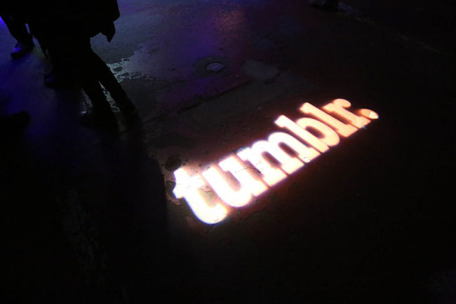 Tumblr may be sold to Pornhub after porn ban leads to huge traffic drop